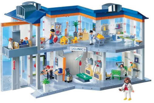 Playmobil Hospital And Health Related Toys Diabetic