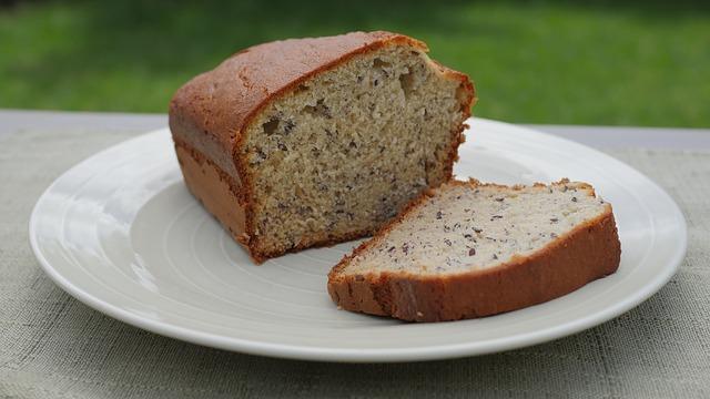 Banana Bread Recipe Photo - Diabetic Gourmet Magazine Recipes