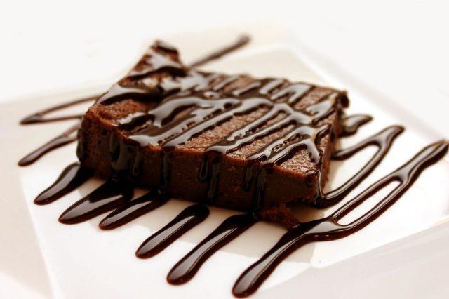 Not So Guilty Brownies Recipe Photo - Diabetic Gourmet Magazine Recipes