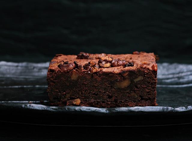 Applesauce Brownies Recipe Photo - Diabetic Gourmet Magazine Recipes