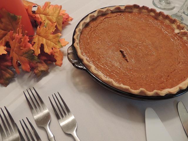 Pumpkin Pie Recipe Photo - Diabetic Gourmet Magazine Recipes