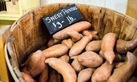 Orange-Lime Sweet Potatoes