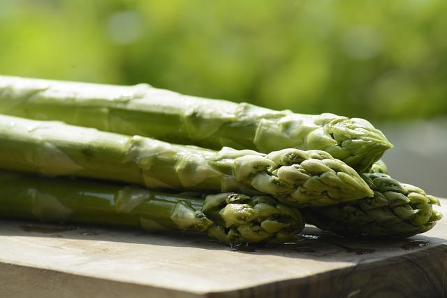 Asparagus: A Rite of Spring