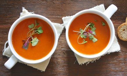 Tomato Soup Good For Body and Soul