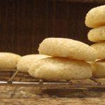 Almost Shortbread Cookies