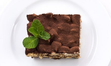 Chocolate Coffee Tiramisu