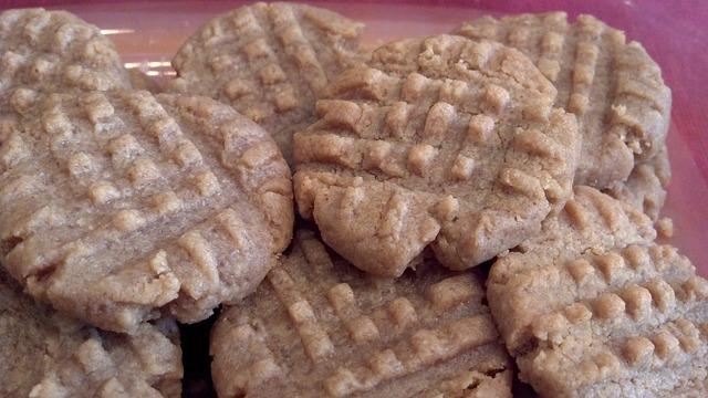 Peanut Butter Cookies Recipe Photo - Diabetic Gourmet Magazine Recipes