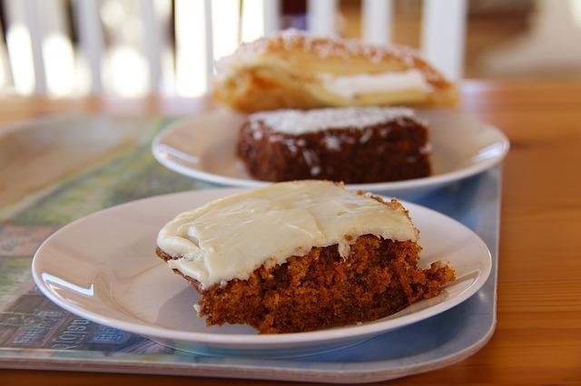 Gourmet Magazine Carrot Cake