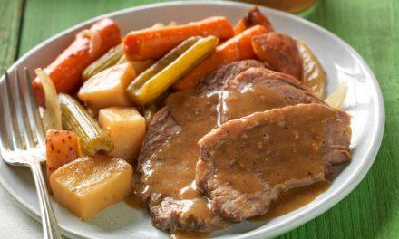 Irish Pot Roast and Vegetables
