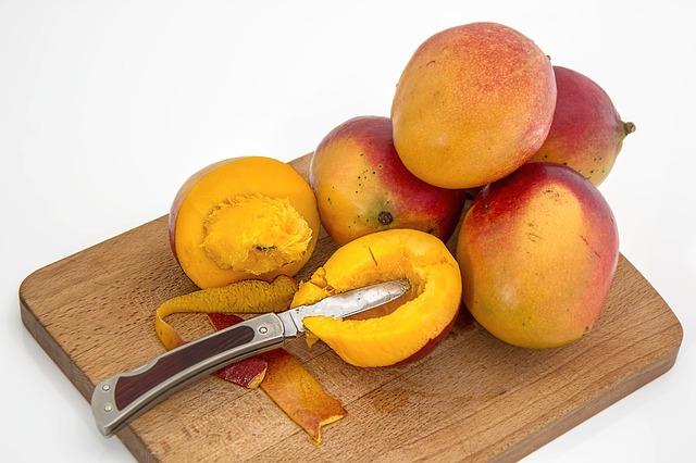 Mango Frappe Recipe Photo - Diabetic Gourmet Magazine Recipes