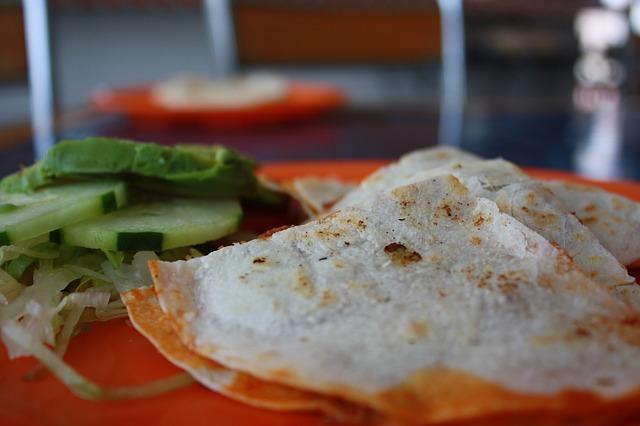Quesadillas Recipe Photo - Diabetic Gourmet Magazine Recipes