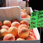 Country Peach Tart