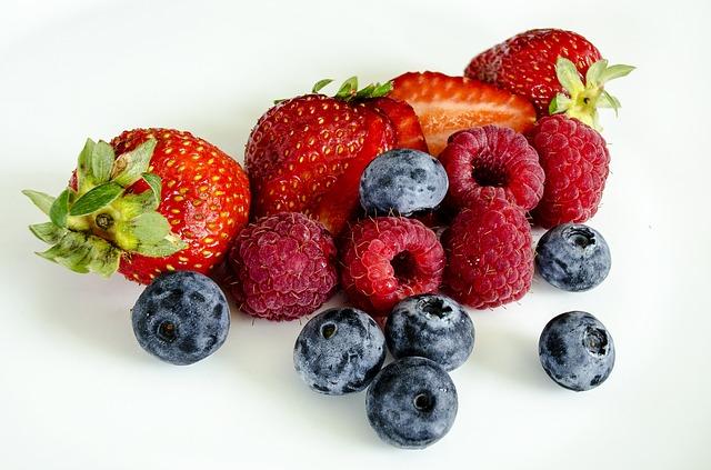 Sugar Free Summer Berry Jam Recipe Photo - Diabetic Gourmet Magazine Recipes