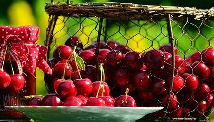 Low Carb Cherry Jam