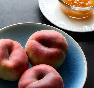 Sugar Free Peach Jam