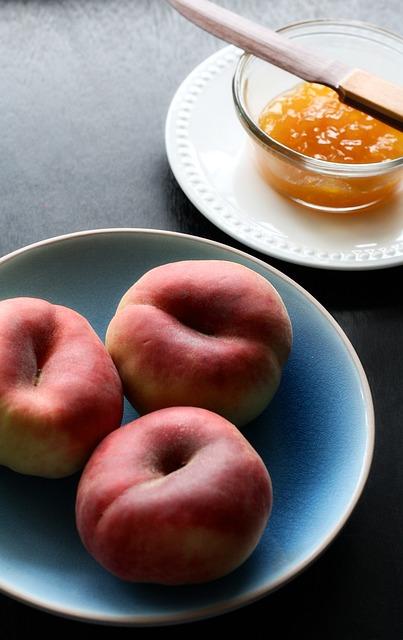Sugar Free Peach Jam Recipe Photo - Diabetic Gourmet Magazine Recipes