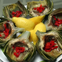 Marinated Artichokes Fit For a Star
