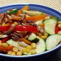 Vegetable Dishes Brighten Summer Menus