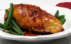 Chicken Is Nice with Moroccan Spice
