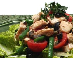 A Healthier Spin on Chicken Salad