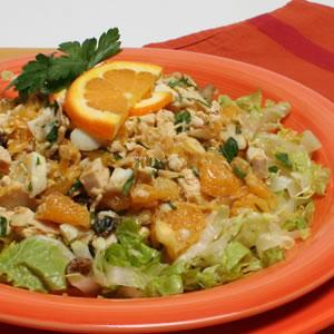 Chicken Salad Fit for a Celebration