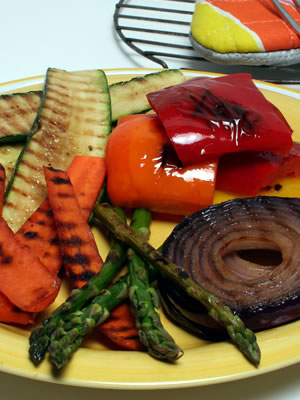 Learn How to Make the Best Grilled Vegetables