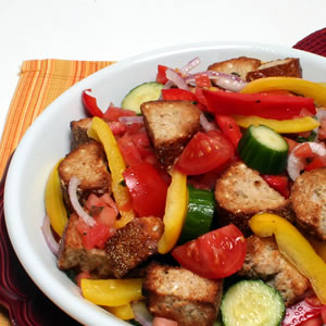 Enjoy the Bounty of Summer with Panzanella