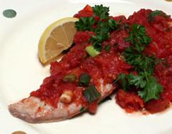 Easy-to-Prepare Mediterranean-Style Tilapia