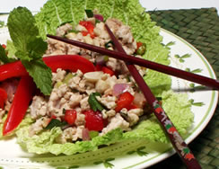 Unique Asian Taste Adds Excitement to Your Menu