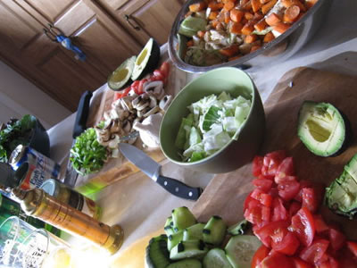 Cooking for the Person With Diabetes