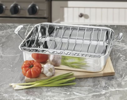 The Right Roasting Pan for Turkey