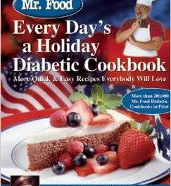 Every Day's a Holiday Diabetic Cooking