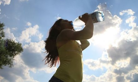 Water: Ten Reasons To Drink Up