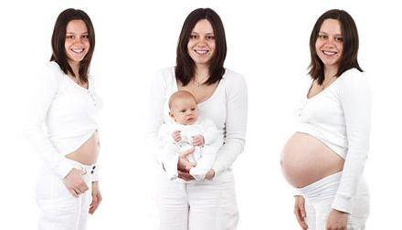 Maintaining a Healthy Weight During Pregnancy Helps Mother and Baby