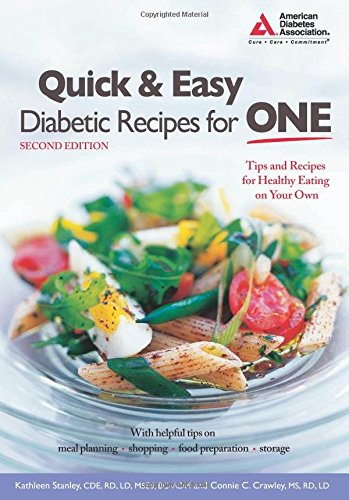 Review: Quick & Easy Diabetic Recipes For One