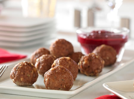 Meatball Appetizer Recipes that are Low-Carb and Diabetic-Friendly
