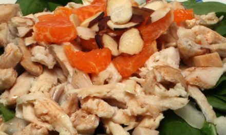Johnny Kan's Chinese Chicken Salad Gets an Update
