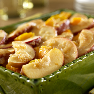 Apple and Squash Bake Recipe Photo - Diabetic Gourmet Magazine Recipes