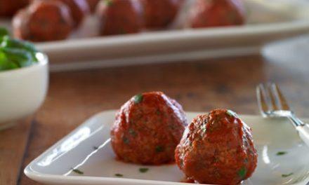 Chipotle Albondigas Meatballs