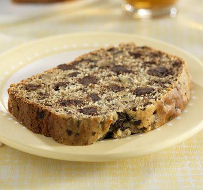 Chocolate-Chunk Banana Nut Bread
