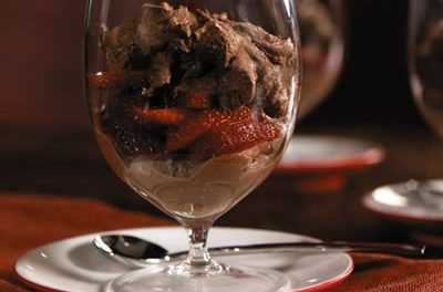 Chocolate Velvet Mousse