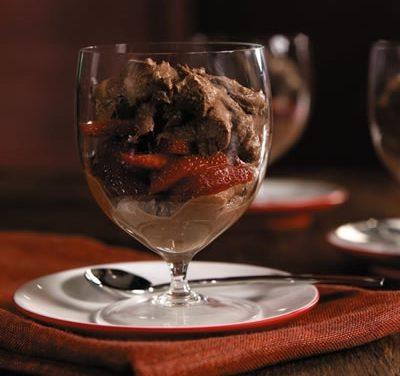 Chocolate Velvet Mousse