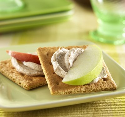 Cinnamon Apple Crackers