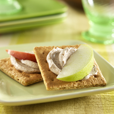 Cinnamon Apple Crackers Recipe Photo - Diabetic Gourmet Magazine Recipes