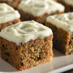 Classic Carrot Cake recipe photo from the Diabetic Gourmet Magazine diabetic recipes archive.