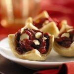 Cranberry-Almond Tarts