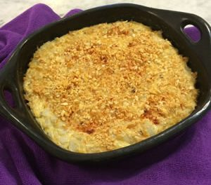 Creamy Tuna Mac Casserole