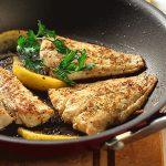 Cumin-Crusted Fish Fillets