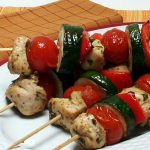 Cypriot Chicken Kebabs