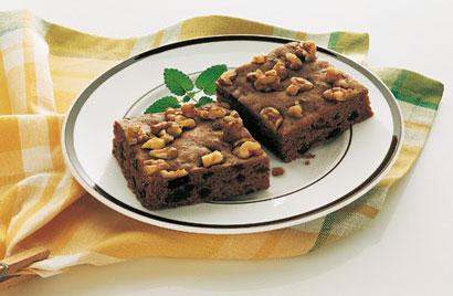 Date-Nut Bars Recipe Photo - Diabetic Gourmet Magazine Recipes